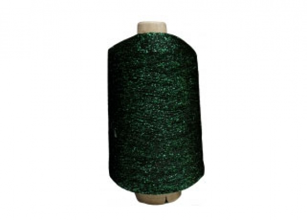 Emerald/Black Cording