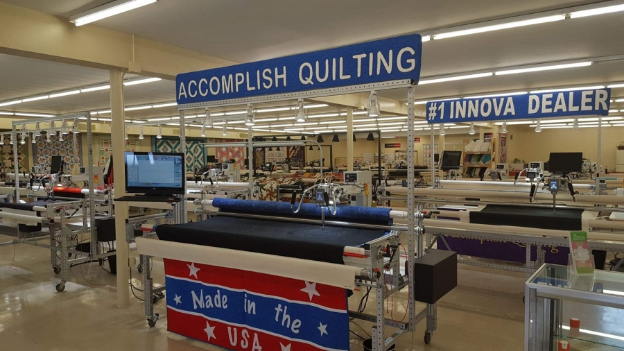 Accomplish Quilting - St. Joseph, MI