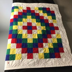 Hurricane Harvey Comfort Quilt