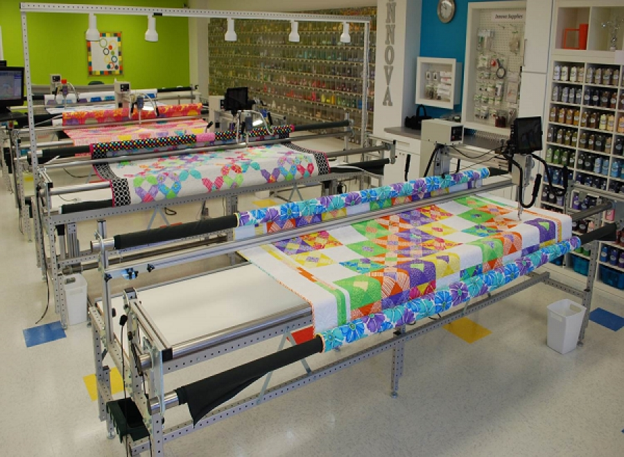 The Longarm Network - Mid Atlantic - Oilville, VA