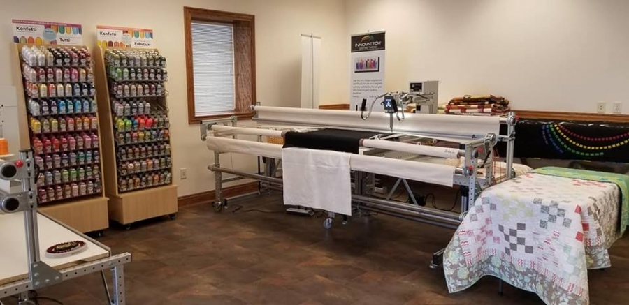 Montana Longarm Quilting & Supplies - Helena, MT