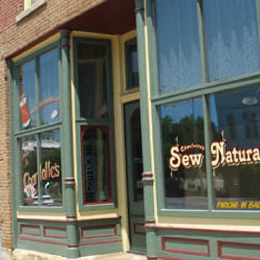 Charlotte's Sew Natural - Newton, KS