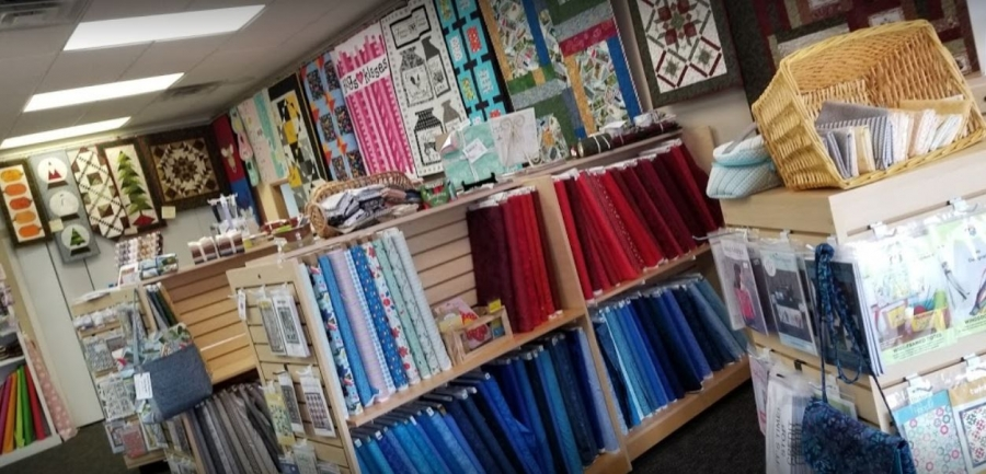 Woodside Quilting - Des Moines, IA