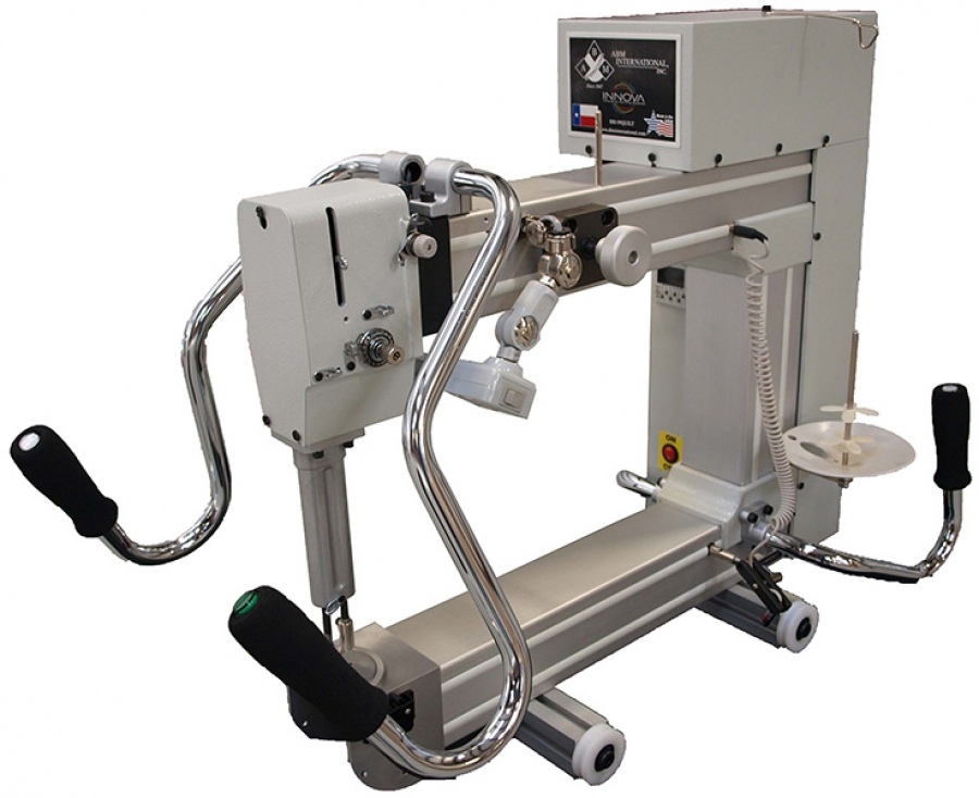 "18"" INNOVA® Longarm Quilting Machine"