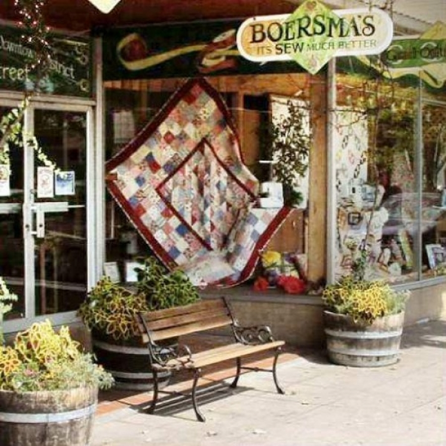 Boersma's Sewing Center - McMinnville, OR