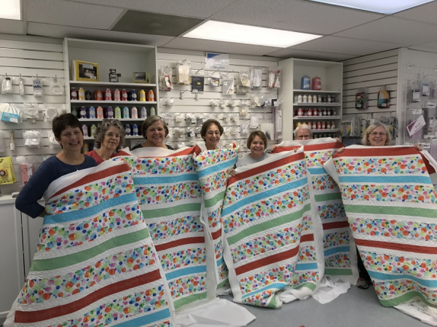 The Longarm Network - Greenville, SC